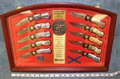 Civil War Battles Knife Collection by The History Channel